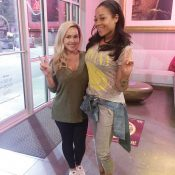 "Mimi Faust from VH1's ""Love and Hip-Hop"" stops by!"