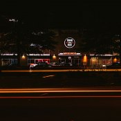 Night View of Treat Your Feet Buckhead