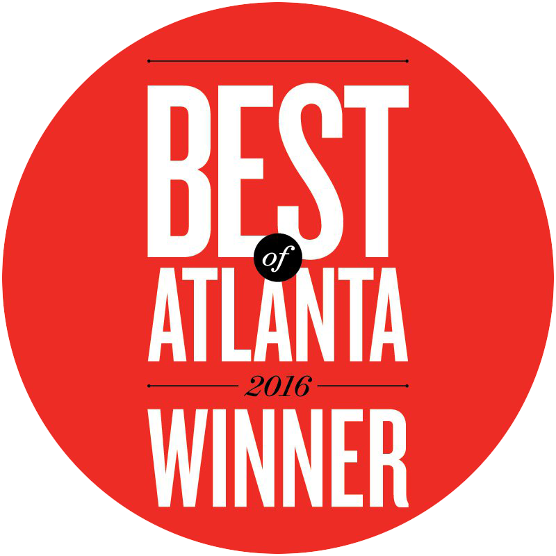 Treat Your Feet Buckhead Massage is an Atlanta Magazine Best of Atlanta 2016 winner.