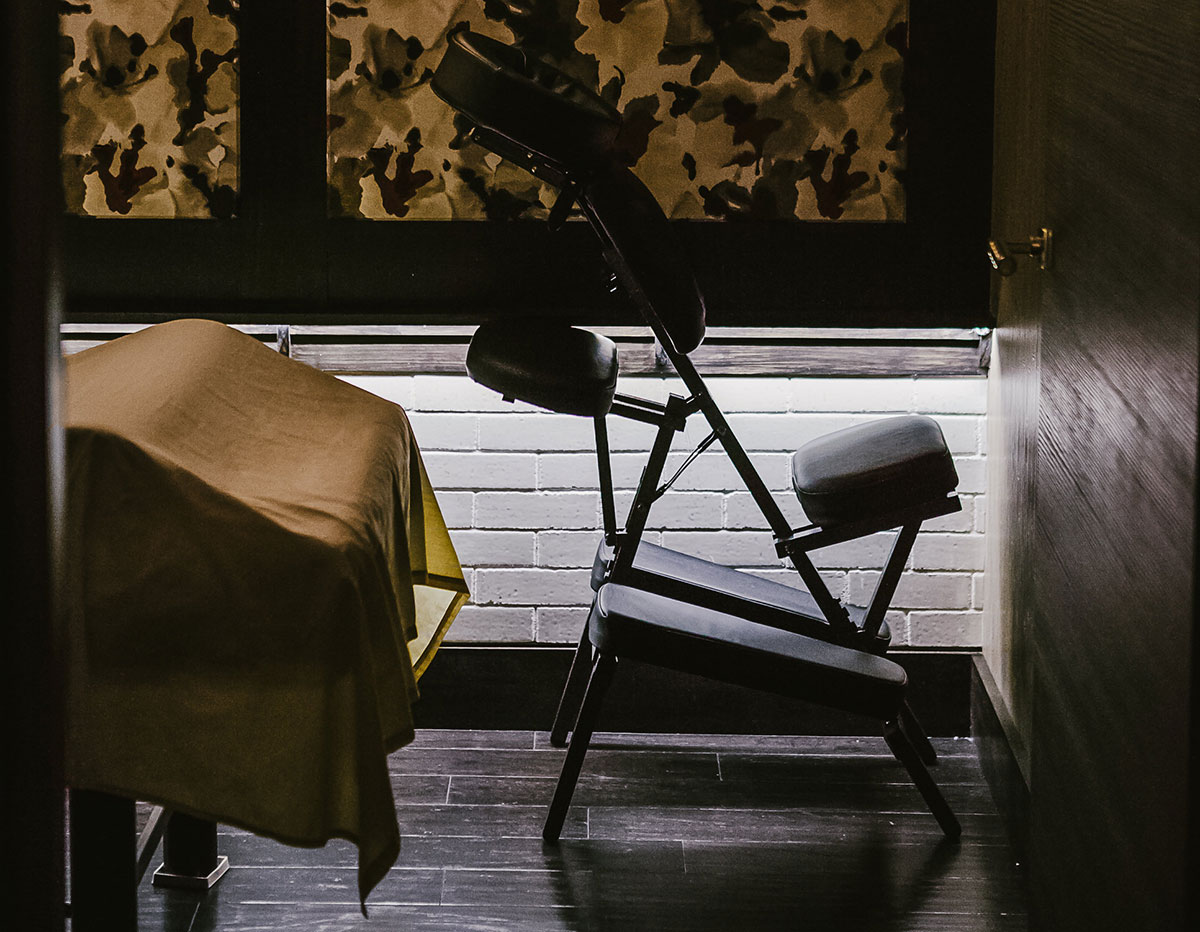 Massage Chair at Treat Your Feet Buckhead in Atlanta, GA