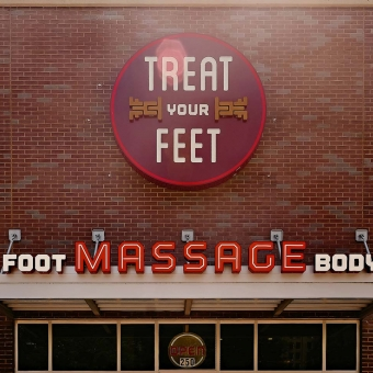 Atlanta Massage Spa Storefront