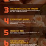 7 Ways Monthly Massage Can Improve Your Life Infographic