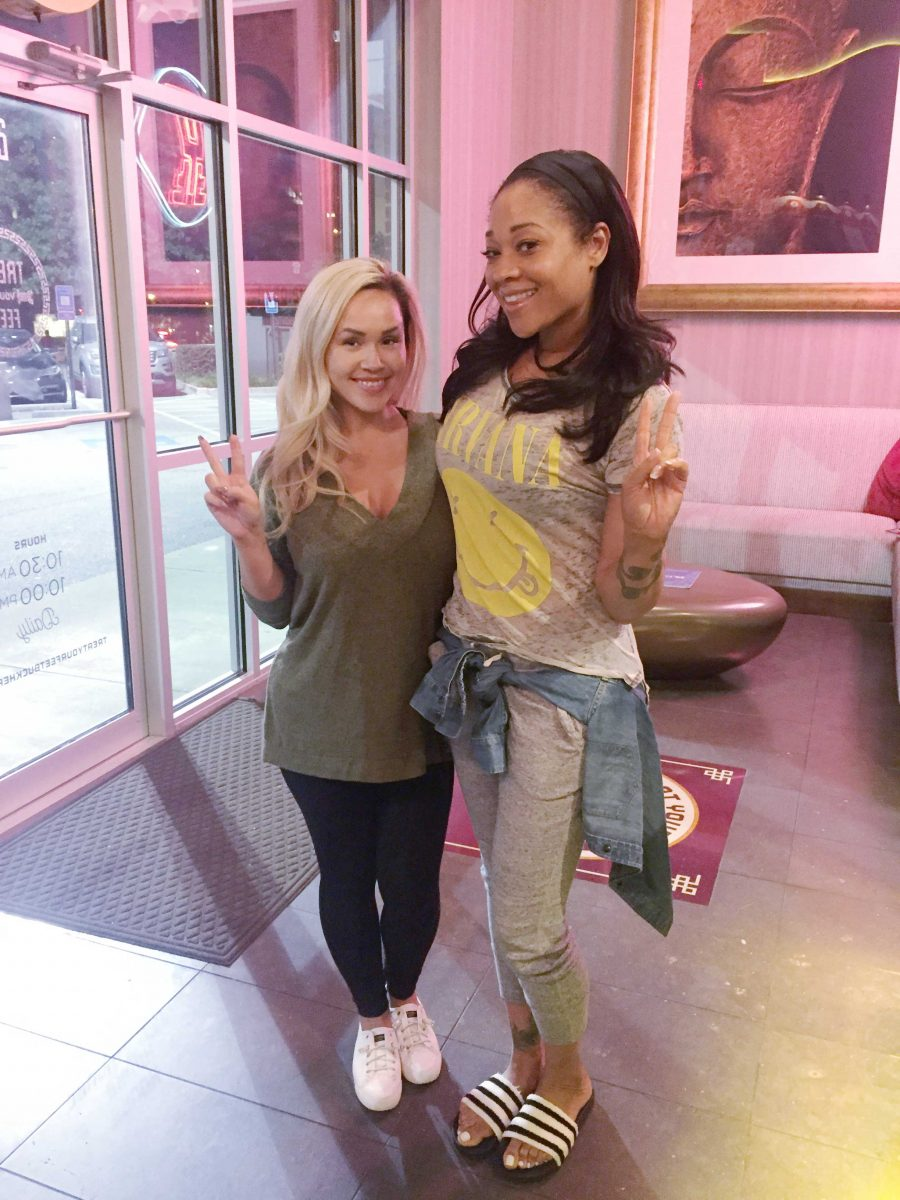 "Mimi Faust from ""Love and Hip-Hop"""